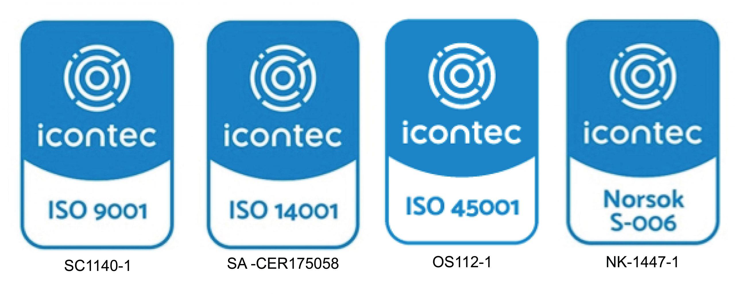 certificaciones ISO OHSAS